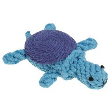 <strong>Zanies</strong> Turtle Rope Dog Toy