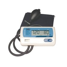 Labtron Digital Blood Pressure Monitor with Manual Inflation