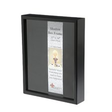 <strong>Lawrence Frames</strong> Contemporary Shadow Box Picture Frame
