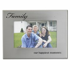 <strong>Lawrence Frames</strong> Metal Family Picture Frame