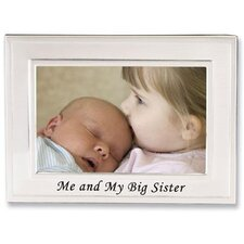 Me and My Big Sister Picture Frame