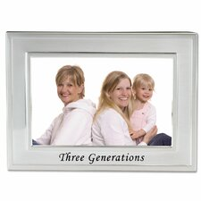 Three Generations Picture Frame