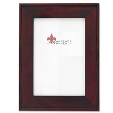 <strong>Lawrence Frames</strong> Flat Wood Picture Frame