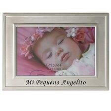 Spanish Sentiments Mi Pequeno Angelito Picture Frame
