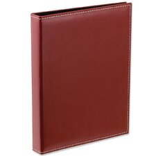 Leather Book Photo Album