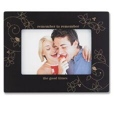 <strong>Lawrence Frames</strong> Remember the Good Times Picture Frame