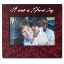 Great Day Picture Frame