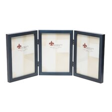 Gallery Hinged Triple Picture Frame