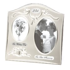 25th Anniversary Picture Frame