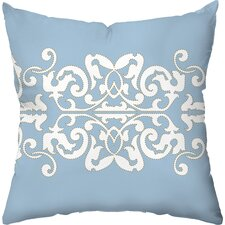 Frieze Throw Pillow
