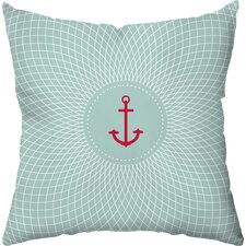 Captain's Comfort Throw Pillow