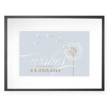 Personalized Wishes Do Come True Wall Décor