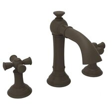 <strong>Newport Brass</strong> Aylesbury Tall Widespread Bathroom Faucet with Double Cross Handles