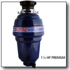 Premium 5/4 HP Waste Disposal