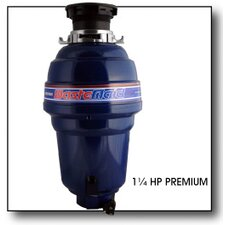 "Premium 1.25"" HP Waste Disposal"