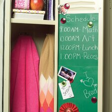 4 Sheet Vinyl Peel and Stick Chalkboard Wall Decal