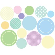 Baby Dots Peel and Stick Wall Stickers