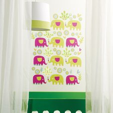 <strong>Wallies</strong> Elephants Wall Stickers
