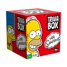 Trivia Box The Simpsons Game