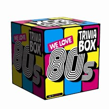 Trivia Box We Love 80s Game