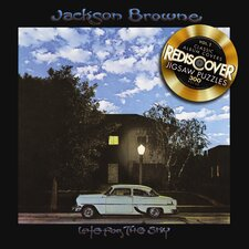 <strong>Imagination Games</strong> Rediscover Jackson Browne Late For The Sky Jigsaw Puzzle