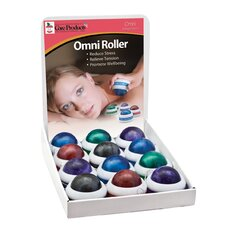 Omni Massage Roller Kit with White Cap