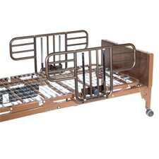 Home Care Semi-Electric Bed and Rail Package