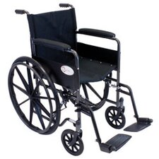 "K1-Lite 16"" Standard Wheelchair"