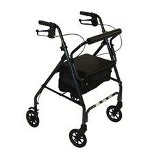 Z600 Rollator with Padded Seat