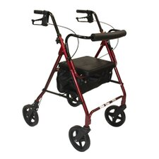Z800 Rollator with Padded Seat