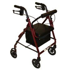 Z600J Junior Rollator with Padded Seat