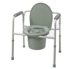 3-in-1 Commode Toilet Seat