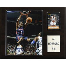 NBA Player Plaque