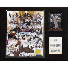 MLB St. Louis Cardinals 1215WS06 Champions Plaque