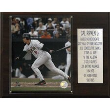 MLB Career Stat Plaque