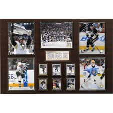 NHL Pittsburgh Penguins Greatest Star Plaque