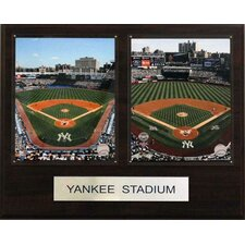 MLB Yankee Stadium Plaque Trading Cards