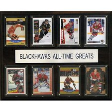 NHL Chicago Blackhawks All-Time Greats