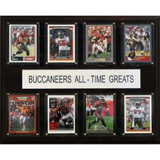 NFL All-Time Greats Plaque