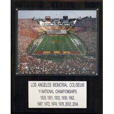 "NCAA Football 12"" x 15"" Stadium Plaque"