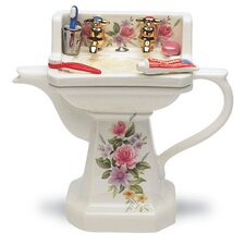 Wash Basin Teapot