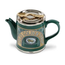Tate and Lyle Syrup Teapot