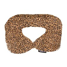 Neck Pillow in Leopard