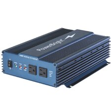 12V DC to 110V AC Pure Sine 1000W Power Inverter