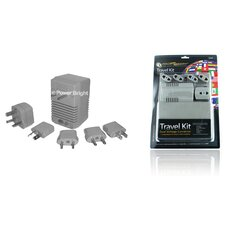 <strong>Power Bright</strong> Travel Kit Voltage 1600W Peak Power Inverter
