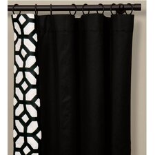 Palmer Cotton Grommet Drape Panel (Set of 2)