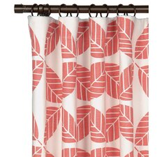 Estefan Rod Pocket Curtain Single Panel