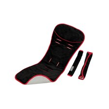 <strong>LulyBoo</strong> Comfy Ride Set Pad and Strap Covers