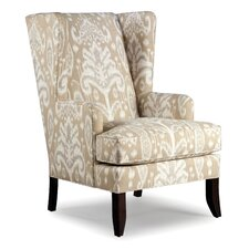 Loose Seat Wing Chair