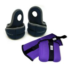 <strong>PurAthletics</strong> Ankle and Wrist Weight Kit in Navy